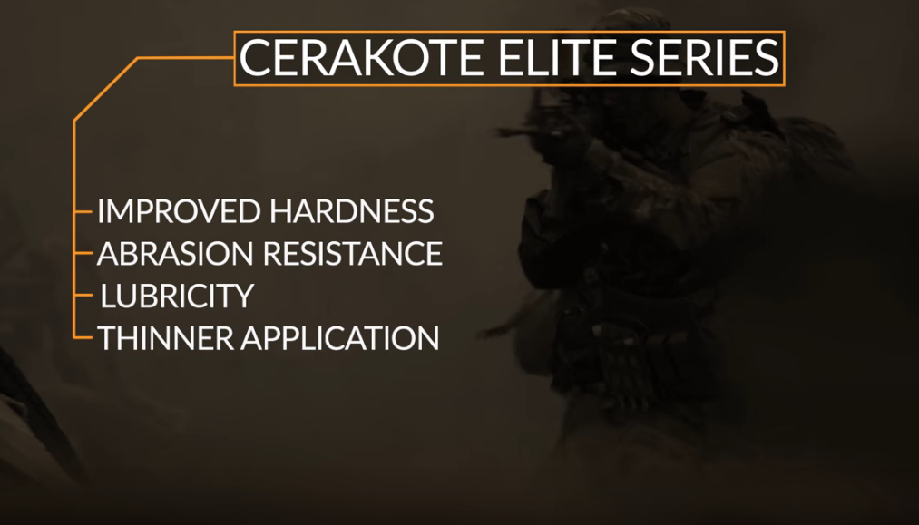 Introducing Cerakote Elite