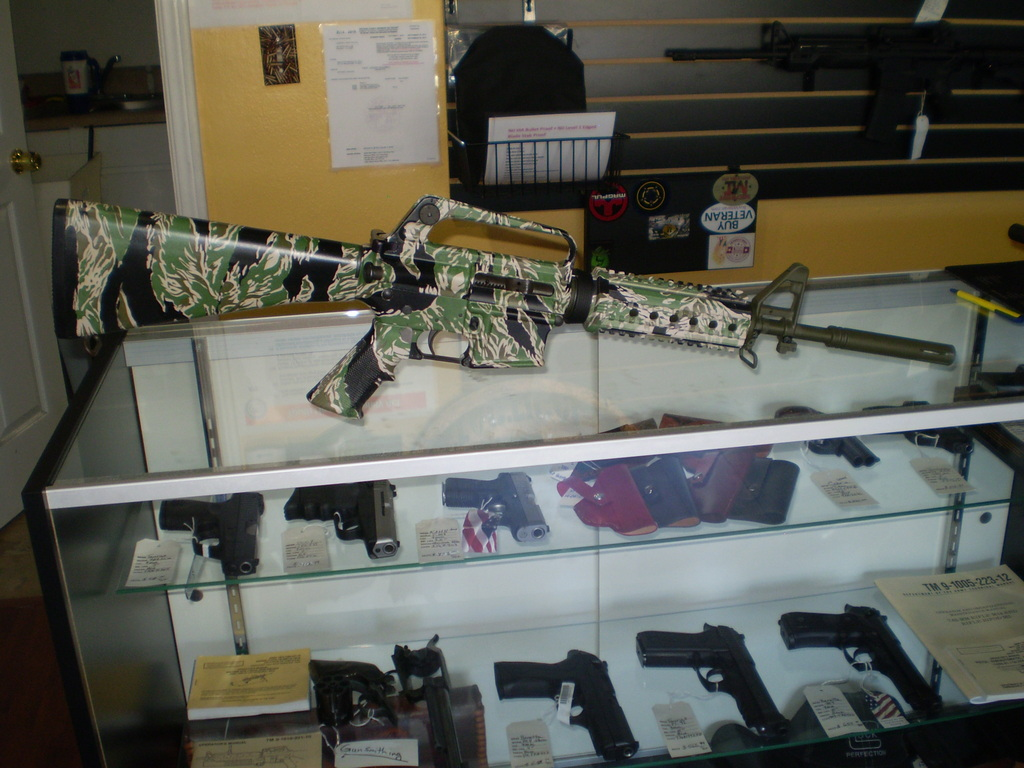The Difference Between Cerakote & Hydrographics