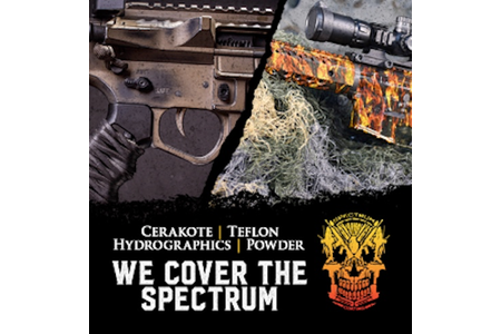 Lock, Stock and Barrel: Spectrum Coating Enterprises, Inc. Covers Firearms Finishes at SHOT Show 2020 in Las Vegas