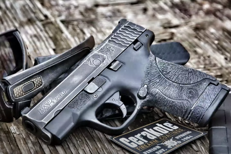 Spectrum Coating Finishes Firearms Strong with Cerakote!